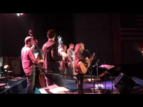 Donna Hughes oh Beautiful Star Of Bethlehem (bluegrass) video