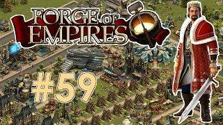 Forge of Empires #59 -- Meine FoE-Zukunft + Ganzen Kontinent in 8 Min. einnehmen! -- WeekBlog