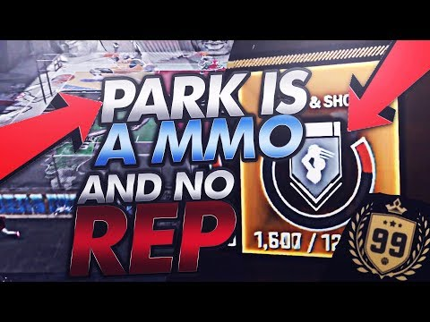 NEW NBA 2K18 PARKS MMO WAY! EARN BADGES & UPGRADES IN PARK! NO REP SYSTEM! NEW BADGE PROGRESS SYSTEM