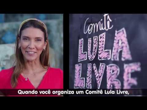 0 - Abaixo-assinado Lula Livre: assine aqui ou imprima o pedido de anulação do processo de Lula