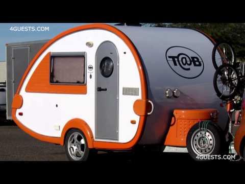 TAB CAMPER TRAILER ~ T@B TEARDROP