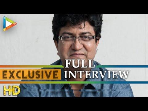 Prasoon Joshi's Full Interview On Padma Shri| Aamir Khan | Dilip Kumar | Bhaag Milkha Bhaag