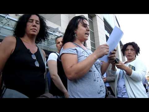 Avcılarda yaşayan translara yapılan saldırıyla ilgili suç duyurusu (10 Ekim 2012)