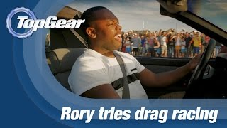 Rory tries drag racing - Top Gear 2017 - BBC Two