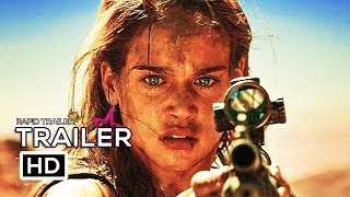 REVENGE Official Trailer (2018) Action Movie HD