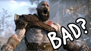 WHY GOD OF WAR (2018) IS A BAD GAME