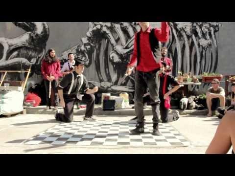 Swingdigentes en CSA Tabacalera (9 aniversario Periódico Diagonal)