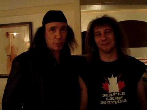 The Story of Anvil Robb Robbo Reiner & Steve LIPS Kudlow Intro to Anvil NY Street Team