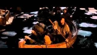 The Hobbit - Smaug attacks Laketown