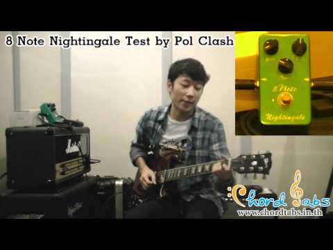 8 Note Nightingale Sound Test by Pol Clash
