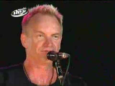 The Police - Live In Rio - Don&#039;t Stand So Close to Me