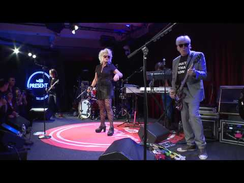 "Blondie - ""What I Heard"" - Live from YouTube Presents performance"