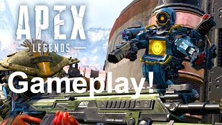 High Kill Game with the Boys! Apex Legends Gameplay