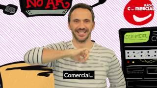 Rádio Comercial com Panda e os Caricas - Sou uma Rádio