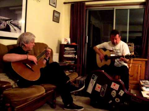 PHIL HARE & TERRY LEES - INSIDE THE IRISH WASHERWOMAN!