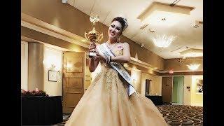 Clip hot: Phi Thanh Vân trở thành Hoa hậu Doanh nhân Thế giới người Việt 2017