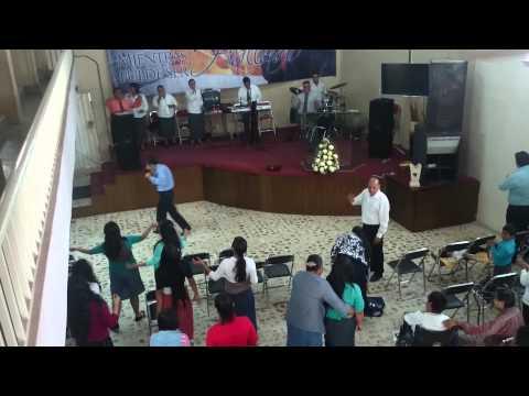 Grupo De la Iglesia Central en iguala Guerrero IPÚN