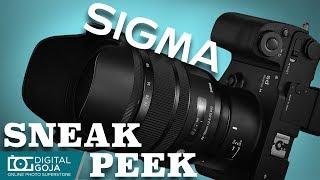 SIGMA 24-70mm f/2.8 Lens Sneak Peek Review