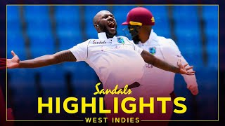 Highlights | West Indies vs Sri Lanka | Sri Lanka Trail By 104 Runs | 2nd Sandals Test Day 3 2021