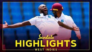 Highlights | West Indies vs Sri Lanka | Sri Lanka Trail By 104 Runs | 2nd Sandals Test Day 3 2021