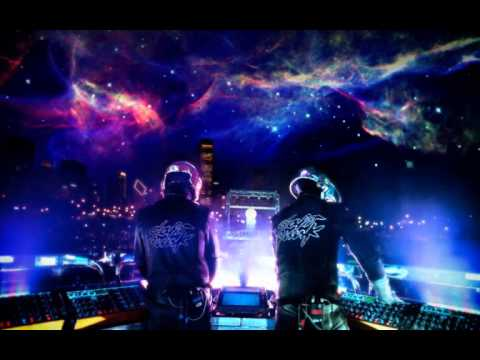 Daft Punk - Too Long (Decks and Drums mix)