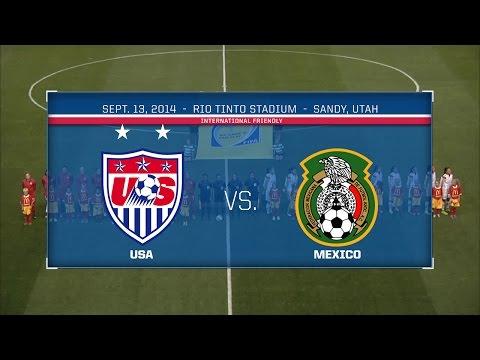 WNT vs. Mexico: Live Stream Sept. 13 2014
