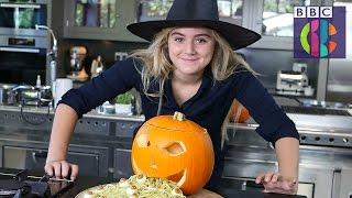Tilly Ramsay's Spooktacular Spaghetti | Halloween Recipe