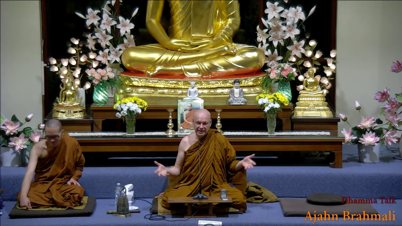 Terrorism and Tragedies from A Buddhist Perspective | Ajahn Brahmali | 26 April 2019