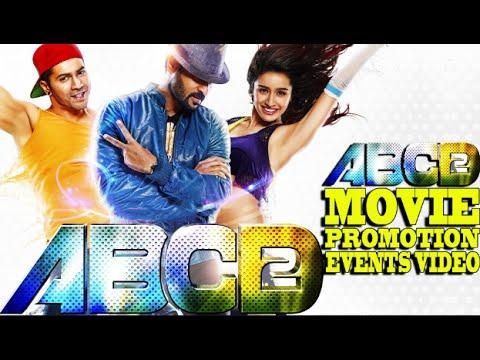 ABCD2 Full HD (2015) - Varun Dhavan - Shraddha Kapoor - Full - Promotion Event Video!