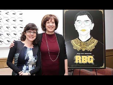 Betsy West And Julie Cohen ('RBG'): Bringing Forth Ruth Bader Ginsberg As A Human Being | GOLD DERBY