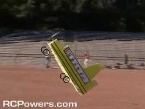 Flying School Bus that Transforms MUST SEE! Video