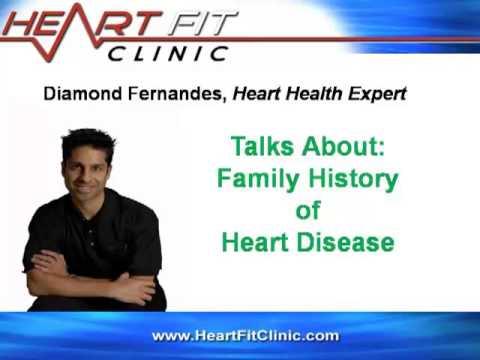 Heart Disease: Family History of Heart Disease