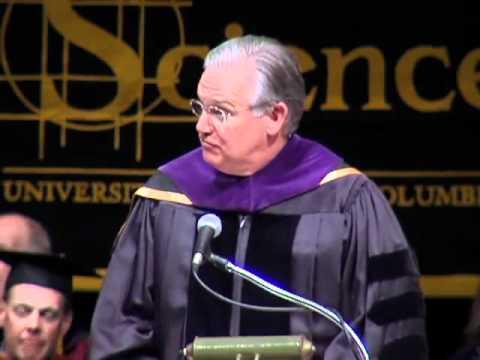 Governor Jay Nixon's Commencement Ceremony Speech