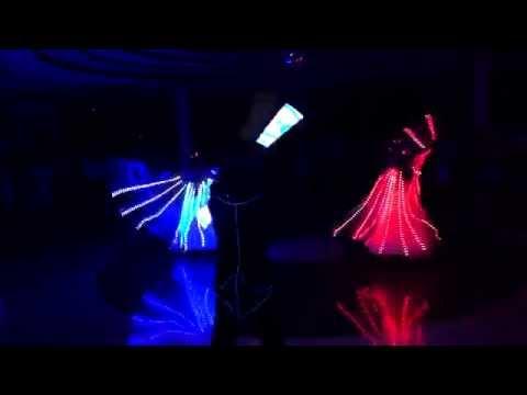 Pokaz Lightshow - Jubileusz Firmowy - Elite Music Agencja Eventowa