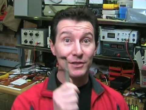 EEVblog #14 - An unusual oscilloscope phenomenon!