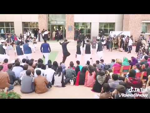 Student beautiful dance in 2019 best attan
