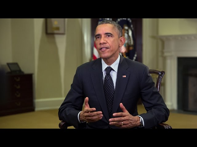Weekly Address: Open Enrollment Starts Today
