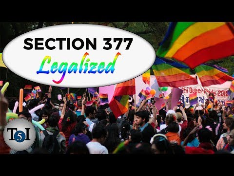 5 Things you should know about Section 377 | Gay Marriage Legalized