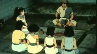 Anime Biblico História Da Biblia 6 - Sodoma E Gomorra  - Dublado Br
