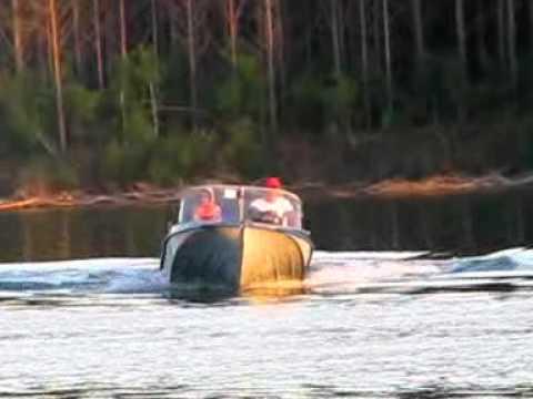 лодка москва-2 скорость