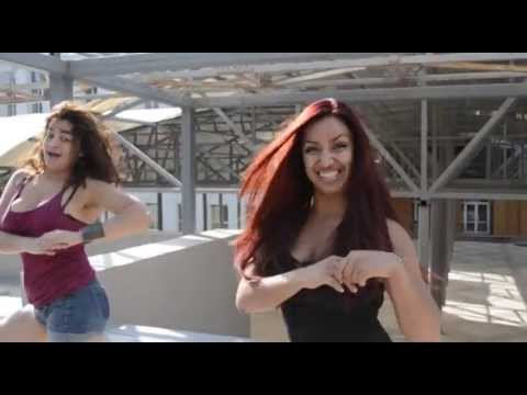 Don Omar - Zona Blue, Reggaeton Choreography Caro And Kata Dance Studio Gianny's Beat video