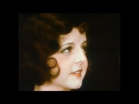 Goodnight Sweetheart - 1930s Color fashion film