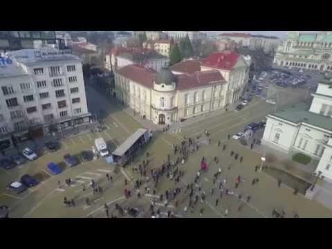 """Концерт """"Нова година за българската култура"""" - 21.01.2015, пл. Народно събрание"""