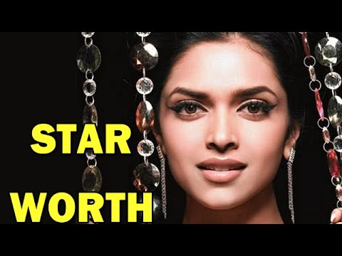 Deepika Padukone's star net worth - REVEALED!