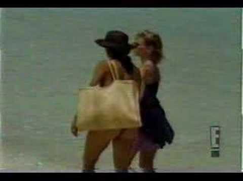 Jennifer Lopez'in Plaj Görüntüleri