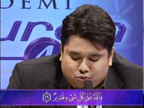 The Best Of Qari Ahmad Tarmizi Ali #1