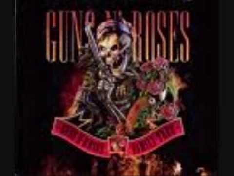 Guns N' Roses- Don't Cry (Rare Track w/ Tracii Guns&Gilby Clarke, Spike on vocals)