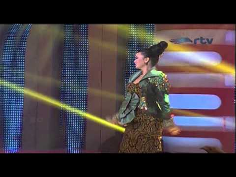 ZASKIA GOTIX [Sudah Cukup Sudah] Live At Putri Panggung (30-06-2014) Courtesy RTV