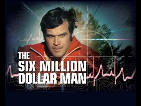 The Six Million Dollar Man Theme video