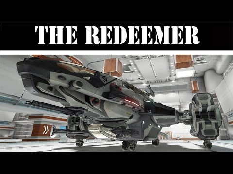 ✖ Star Citizen » The Redeemer